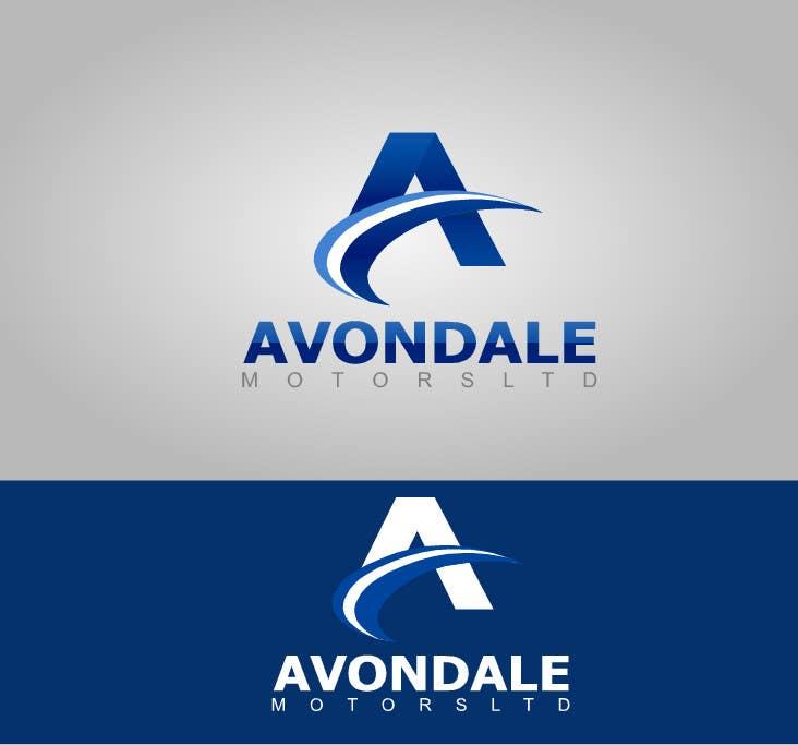 Penyertaan Peraduan #82 untuk Design a Logo for Avondale!