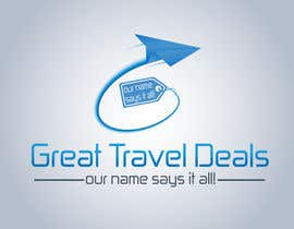#61 untuk Design a Logo for Great Travel Deals oleh yossialmog85
