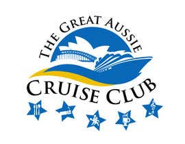 #31 para Design a Logo for The Great Aussie Cruise Club por suneshthakkar