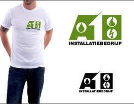 #23 untuk Logo for A1 Installatiebedrijf oleh KaplarDesigns