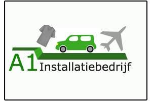 Konkurrenceindlæg #                                        1                                      for                                         Logo for A1 Installatiebedrijf