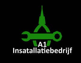 #7 untuk Logo for A1 Installatiebedrijf oleh shaktiworkz