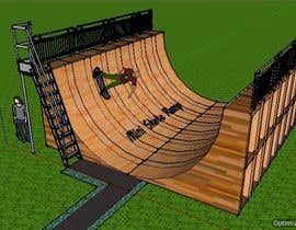 #4 for Design a Mini Skate ramp by baskoroassuqi