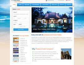 #2 untuk Design a website to use HotelsCombined white label oleh uniqueclick