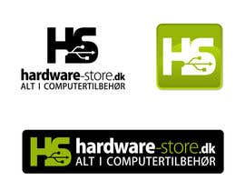 #149 for Design et Logo for Hardware-store.dk (EDB-webshop) by rogerweikers