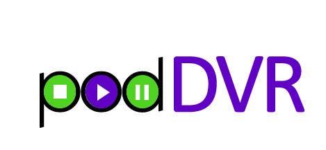 Bài tham dự cuộc thi #                                        184                                      cho                                         Design a Logo for PODDVR.com