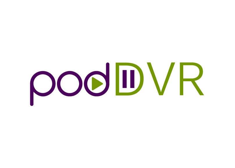 Bài tham dự cuộc thi #                                        200                                      cho                                         Design a Logo for PODDVR.com