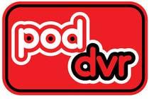 Bài tham dự #90 về Graphic Design cho cuộc thi Design a Logo for PODDVR.com