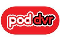 Bài tham dự #91 về Graphic Design cho cuộc thi Design a Logo for PODDVR.com