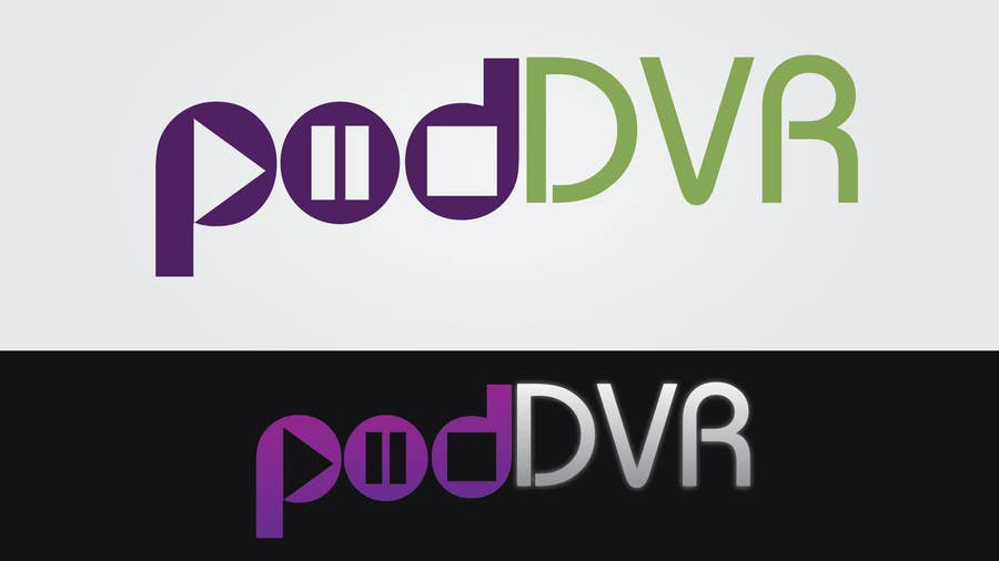 Bài tham dự cuộc thi #                                        245                                      cho                                         Design a Logo for PODDVR.com