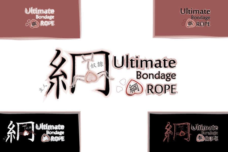 Proposition n°                                        432                                      du concours                                         Logo design for Ultimate Bondage Rope