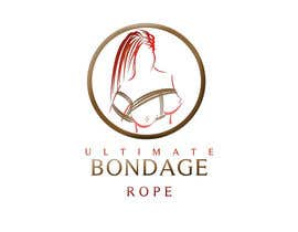 #422 para Logo design for Ultimate Bondage Rope por todeto