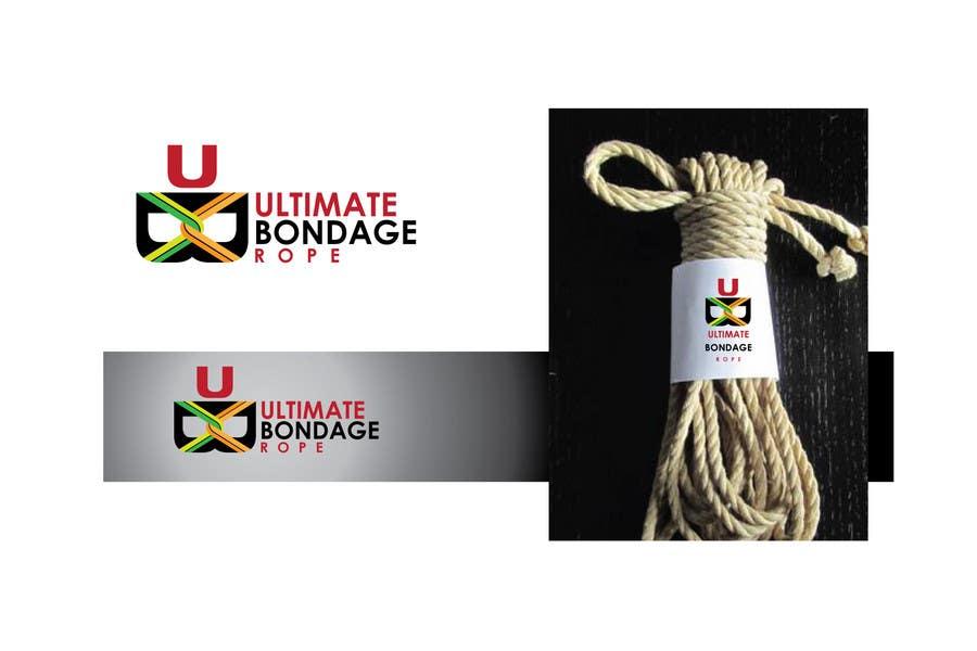 Proposition n°                                        272                                      du concours                                         Logo design for Ultimate Bondage Rope