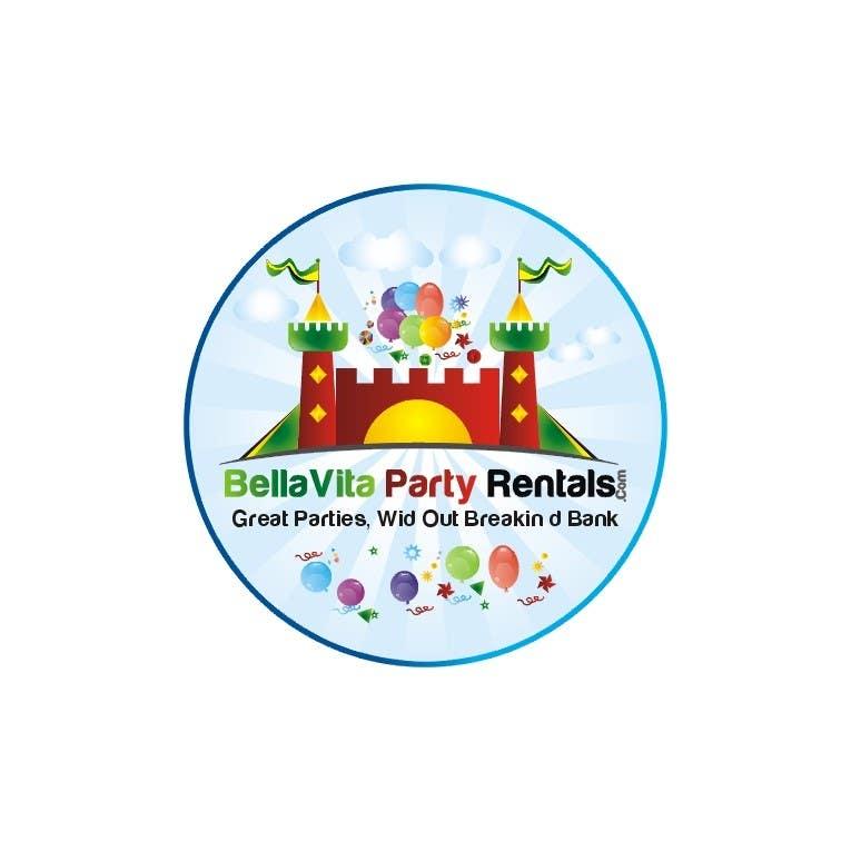 Bài tham dự cuộc thi #32 cho Design a Logo for Jamaican Party Rental Business