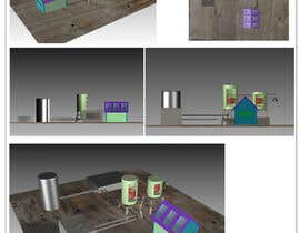 #3 untuk Illustration Design of solar heating for www.thomasgregersen.dk oleh henrimakinta