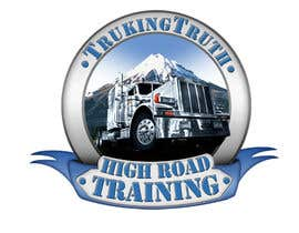 #138 cho Design a Logo for TruckingTruth.com High Road CDL Training Program bởi OmB
