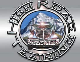 #120 para Design a Logo for TruckingTruth.com High Road CDL Training Program por ilocun14