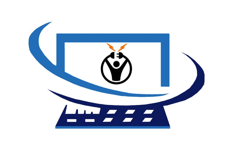 entry 27 by kelum02 for design a logo for mobile computer geeks