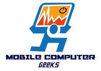 Design a Logo for mobile computer geeks için Graphic Design42 No.lu Yarışma Girdisi