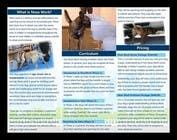 Graphic Design Inscrição do Concurso Nº2 para Design a Partnership Brochure for Off Leash K9 Raleigh and Pups Day Out