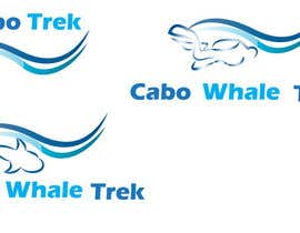 #27 para Design a Logo for Cabo Trek | Whale watching and more por lilybak