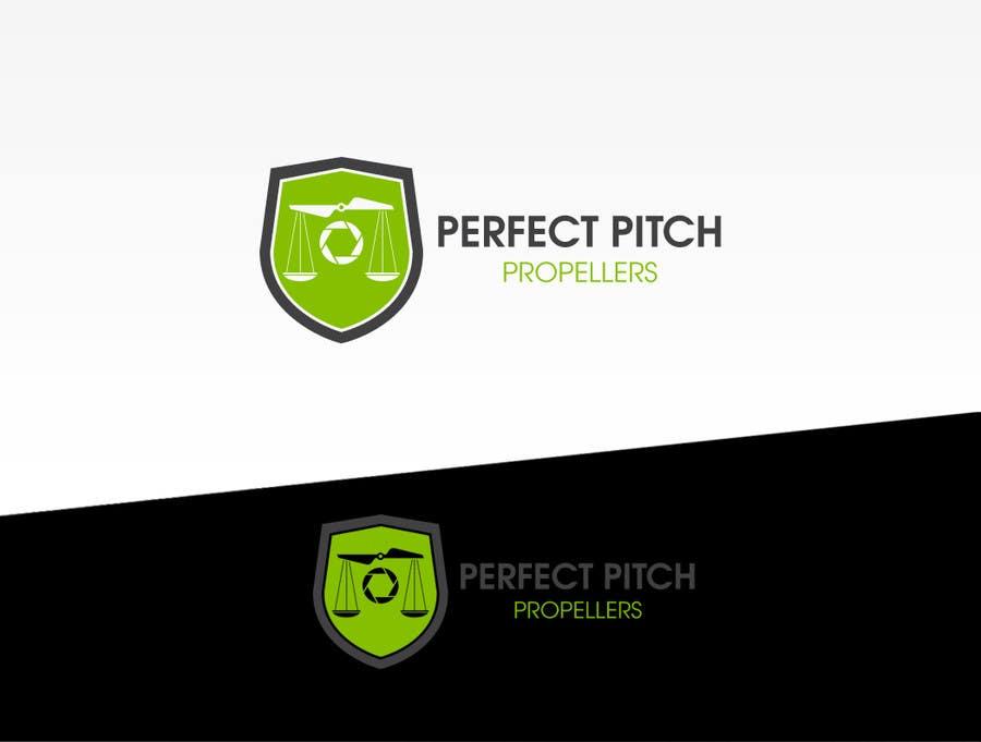 Contest Entry 47 For Design A Logo Drone Propeller Balancing Company