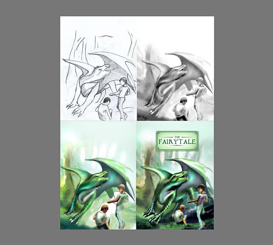 Bài tham dự cuộc thi #35 cho Create an Illustration for a book cover