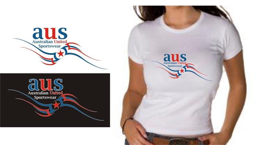 Inscrição nº                                         40                                      do Concurso para                                         T-shirt Design for Australian United Sportswear