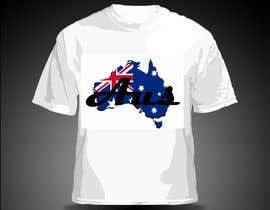 #79 para T-shirt Design for Australian United Sportswear de cri86