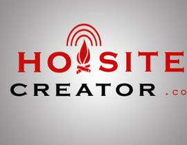 #12 for Logo for Hotsite creator web service by huyenhn