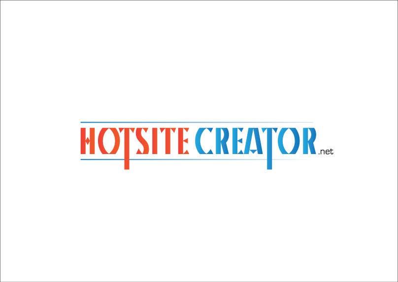 Bài tham dự cuộc thi #                                        17                                      cho                                         Logo for Hotsite creator web service