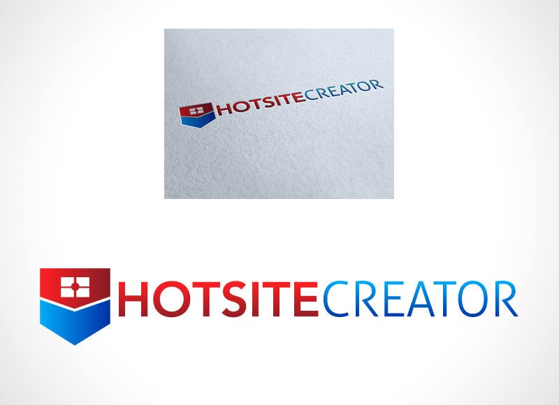 Bài tham dự cuộc thi #                                        10                                      cho                                         Logo for Hotsite creator web service