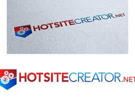 #18 untuk Logo for Hotsite creator web service oleh reynoldsalceda