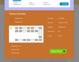 Nro 4 kilpailuun Create a website design for a travel portal käyttäjältä aryamaity