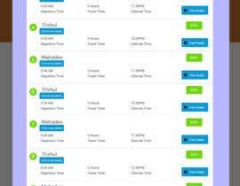 Nro 6 kilpailuun Create a website design for a travel portal käyttäjältä aryamaity