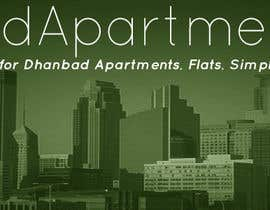 #9 for Design a Banner for DhanbadApartments.com by abhijeet2405