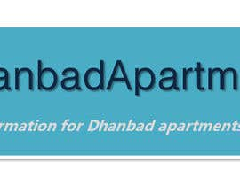 #13 untuk Design a Banner for DhanbadApartments.com oleh mang30