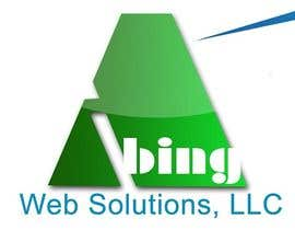 #112 para Logo Design for Abing Web Solutions, LLC por sawasal
