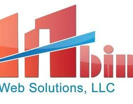 #110 para Logo Design for Abing Web Solutions, LLC por sawasal