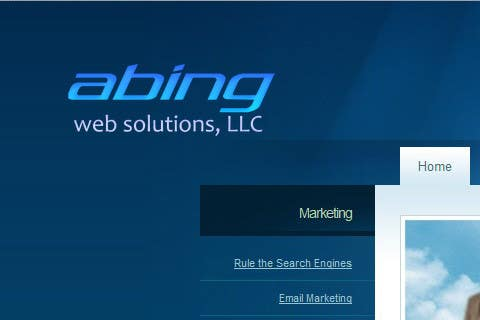 Contest Entry #                                        127                                      for                                         Logo Design for Abing Web Solutions, LLC