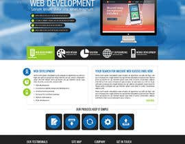 #43 para Design for a Marketing / Consulting website por mughikrish