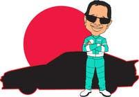 Illustrator Konkurrenceindlæg #9 for Caricature of a Japanese Man