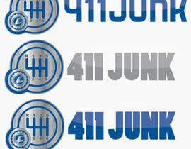 #21 for 411 Junk logo by DelicateCreation