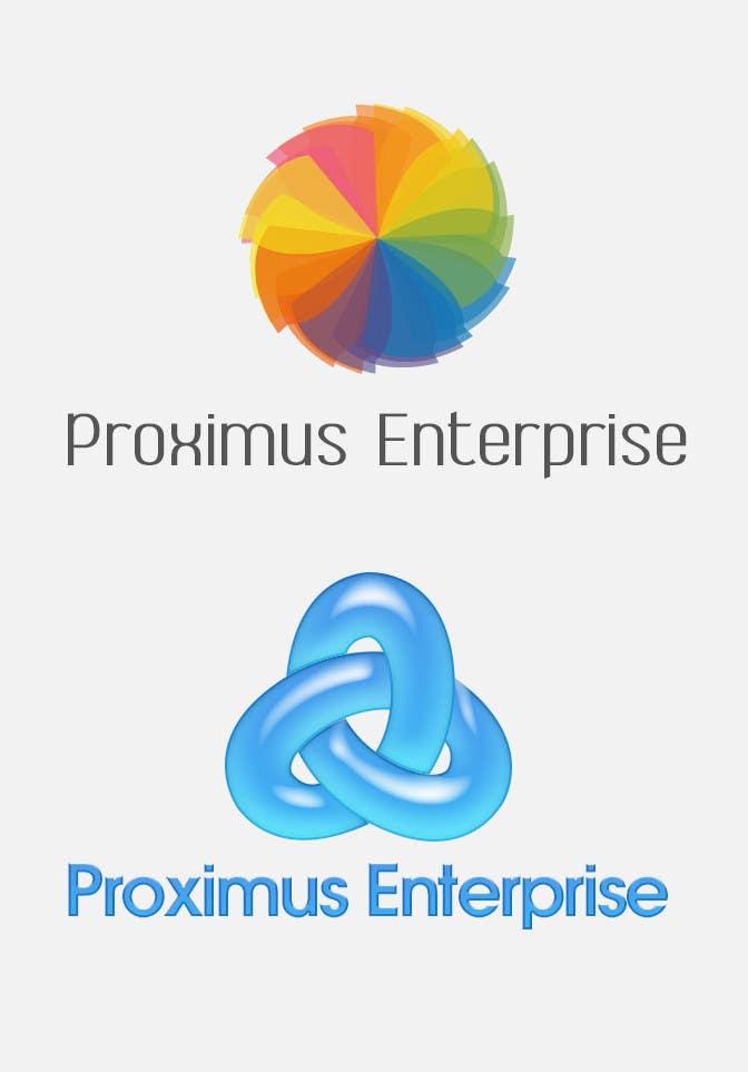 Contest Entry #                                        15                                      for                                         Design a Logo for new Company Proximus Enterprise
