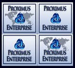 Graphic Design Contest Entry #19 for Design a Logo for new Company Proximus Enterprise