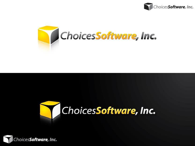 Konkurrenceindlæg #                                        1300                                      for                                         Logo Design for Choices Software, Inc.