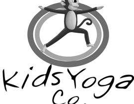 nº 46 pour Design a Logo for Kids Yoga using Monkey par adityajoshi37