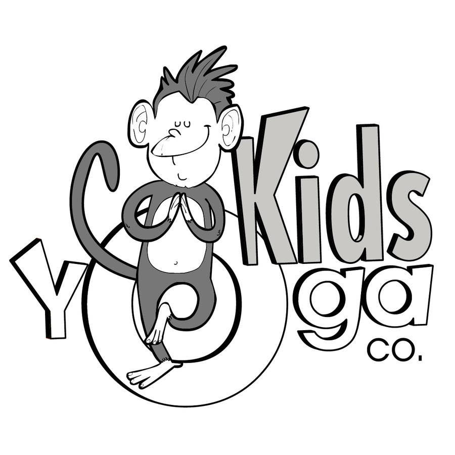 Konkurrenceindlæg #43 for Design a Logo for Kids Yoga using your creativity