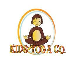 chinacat65 tarafından Design a Logo for Kids Yoga using your creativity için no 49