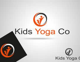 nº 68 pour Design a Logo for Kids Yoga using your creativity par Don67